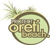 Protect Oreti Beach Logo