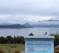 Look out over Lake Manapouri