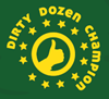 Dirty Dozen Champion stamp