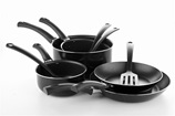 Cooking equipment - pots and pans